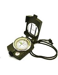 Multifunktions-Militärkompass wasserdicht für Outdoor-Aktivitäten und Camping Wandern