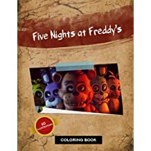 Five Nights at Freddy's Coloring Book: 60 Exclusive Illustrations