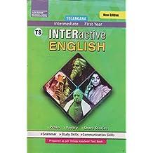 Telangana First Year Inter Active English