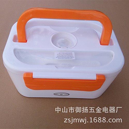 BGmdjcf La fornitura di tutti i dispositivi elettrici 12V lunch box auto riscaldamento caselle di pranzo con doppio isolamento elettronico scatole pranzo ,1-2L, doppio - Auto Lunch Box