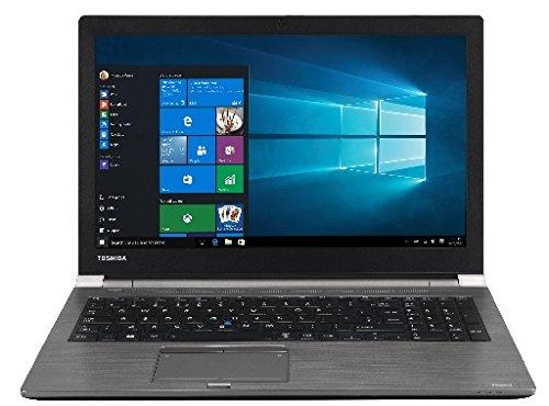 Toshiba PT571E-08M024GR 39,62 cm (15,60 Zoll) Z50-C-14P Notebook (Intel Core i7, 16GB RAM, Win 10) schwarz