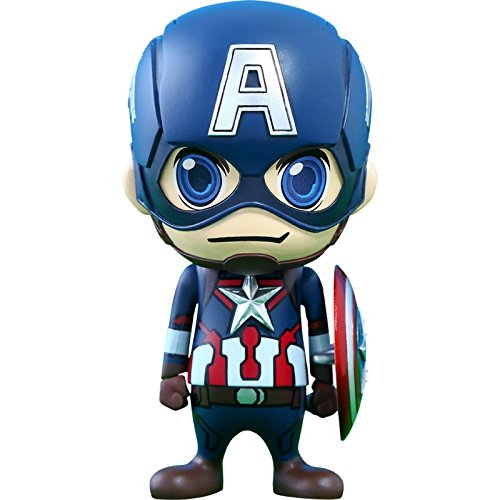Hot Toys Avengers 2 Captain America Cosbaby