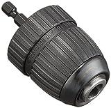 Bosch Zubeh-r 2608572075 Schnellspannbohrfutter bis 10 mm 1 - 10 mm, 0,6 cm (0,25 Zoll) - 6k