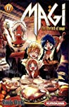 Magi - The Labyrinth of Magic Edition simple Tome 17