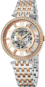 Stuhrling Watch for Women, Quartz, Stainless Steel, 724.03
