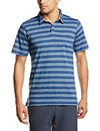 Columbia Lookout Point Polo - Camiseta para hombre, color azul, talla S