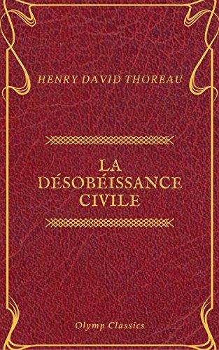 Descargar Libro La Désobéissance civile (Olymp Classics) de Henry David Thoreau