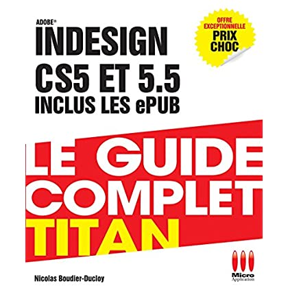 GUIDE COMPLET TITAN INDESIGN CS5-5.5-ET EPUBS