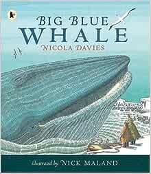 Image result for big blue whale nicola davies