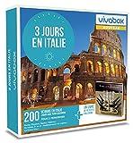 Vivabox - Coffret cadeau romantique - 3 JOURS EN ITALIE - 200 week-ends + 1 livre de recettes