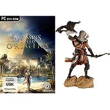 Assassin's Creed Origins - [PC] + Bayek Figur (32cm)
