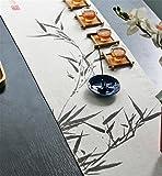 Sucastle® 32x190cm Tuch Tischläufer Hochzeit Tischband ,abwaschbar (Farbe wählbar),Meterware,Tischwäsche,stoffähnliches Vlies, Party, Catering , Vereinsfeier ,Geburtstag