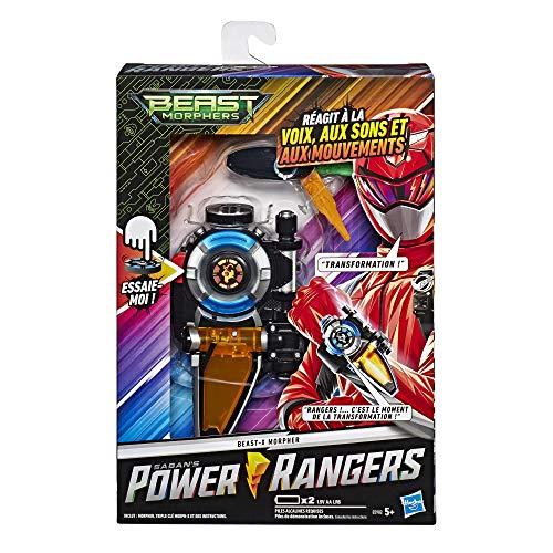 Morpher X Power Rangers Beast Morphers - Jouet électronique Power Rangers