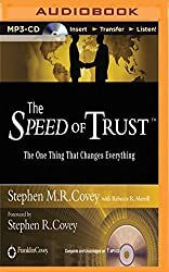 The Speed of Trust - Live Performance by Stephen M.R. Covey (2014-04-29)
