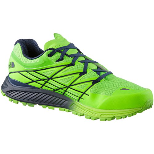 The North Face M Ultra Endurance, Chaussures de Trail Homme vert