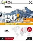 Go! Per la Scuola media. Con e-book. Con espansione online. Con 2 libri: Regioni m.b-Atlante: 1