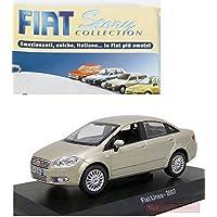 EDICOLA Fiat Linea 2007 MODELLINO Die Cast 1:43MODEL +Box +fas Fiat Story