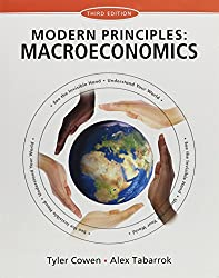 Modern Principles of Macroeconomics & LaunchPad (Six Month Access) by Tyler Cowen (2015-07-01)