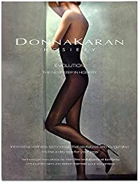 DKNY Super Womens Opaque High Waist Control Top Tight