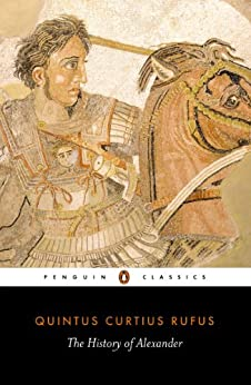 The History of Alexander par [Rufus, Quintus Curtius]