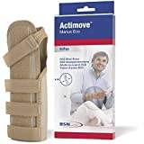 Actimove Manus Wrist Brace - Stabilises the Wrist - Non Restrictive - Adjustable