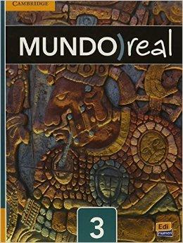 Mundo Real Level 3 Heritage Learner's Workbook Media Edition por Celia Meana