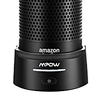 Echo Battery Base, ??�New Version???Mpow 10000 MAH Intelligent Echo Battery Echo Charger Echo Accessories for Amazon Alexa Echo, Cellphones or Tablets