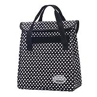 Stai cercando una borsa termica da pranzo al sacco alla moda? La borsa termica Aosbos sarà un'ottima opzione per te! 1.Due chiusure a strappo per cambiare la capacità per la borsa da pranzo. 2.Tasca frontale per avere a portata di mano chiavi...