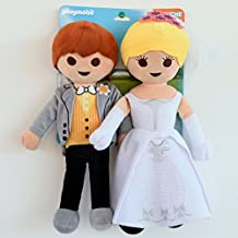 PLAYMOBIL - Peluches Exclusivos Novios - 30 Cm