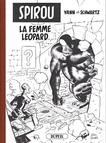 Le Spirou de ... - tome 7 - Le Spirou de : La femme léopard (luxe)