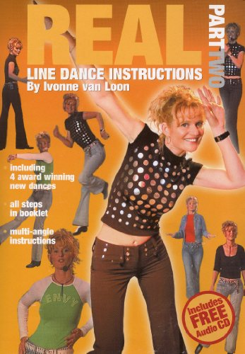 Real Line Dance Instructions By Ivonne Van Loon