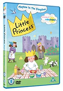 Little Princess Playtime In The Kingdom [DVD]