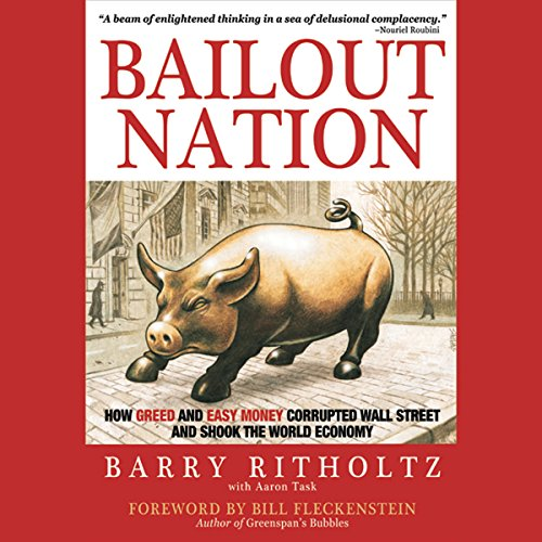Bailout Nation  Audiolibri