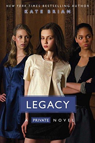Legacy (Private Book 6) (English Edition)