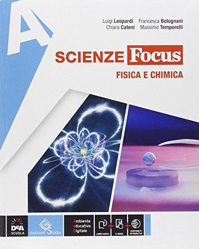 Scienze focus. Vol. A-B-C-D-Scienze block. Ediz. tematica. Per la Scuola media. Con e-book. Con espansione online