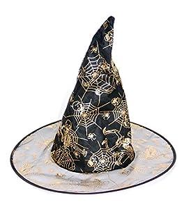 Verbetena - Sombrero bruja (012400219)