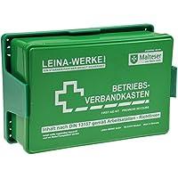 Leina Betriebsverbandkasten 21003 incl. Wandhalterung in gruen preisvergleich bei billige-tabletten.eu