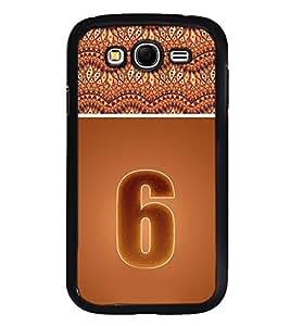 Fuson Designer Back Case Cover for Samsung Galaxy Grand I9082 :: Samsung Galaxy Grand Z I9082Z :: Samsung Galaxy Grand Duos I9080 I9082 (designer pattern theme rangoli art )
