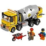 Lego City - 60018 - Jeu de Construction - La Bétonnière