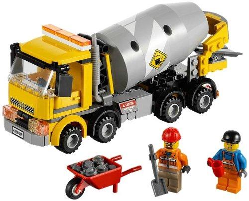 Preisvergleich Produktbild Lego City 60018 - Betonmischer