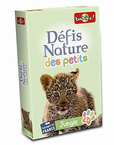 Défis Nature - 282598 - Petits - Jungle - Vert