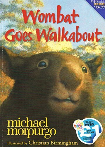 Wombat Goes Walkabout :