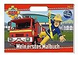 Feuerwehrmann Sam: Mein erstes Malbuch: Malbuch mit Henkel und Stickern Test
