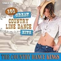 101 Great Country Line Dance Hits, Vol. 1