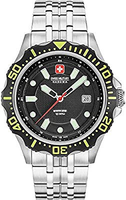 Reloj SWISS MILITARY-HANOWA para Hombre 06-5306.04.007.06 de SWISS MILITARY-HANOWA