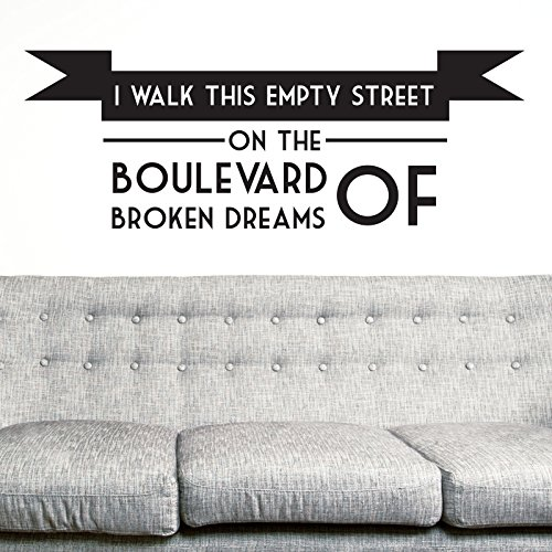 boulevard-of-broken-dreams-woooowltd-por-stickerstudio-mist-grey-58-x-23-cm