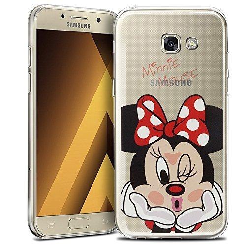 "Samsung Galaxy A5 (2017) 5.2"" A520F Caso HCN PHONE Cubierta de silicona TPU Transparente Ultra Fina Dibujo animados bonito para Samsung Galaxy a5 (2017) 5.2"" A520F - Minnie Mouse"