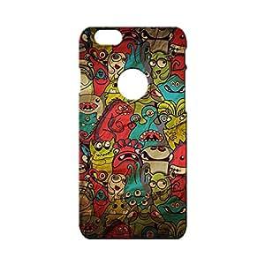 BLUEDIO Designer Printed Back case cover for Apple Iphone 6 (LOGO) - G3886