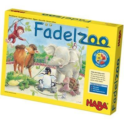 Haba 4328 - Fädelzoo