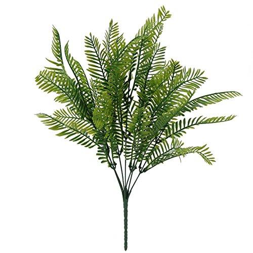 starnearby künstlichen Blättern Pflanzen Fake Vivid Kunststoff Persian Gras Farn Home Decor